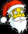 Père Noël Icon
