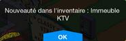 Immeuble KTV Inv