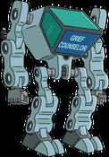 Robot anti-chagrin