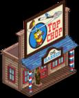 Salon de barbier Top Chop