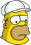 Super Big Homer Triste