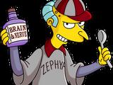M. Burns Softballeur