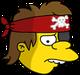 Nelson Pirate Triste