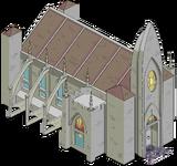 Cathédrale médiévale