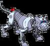 Chien-robot de Frink