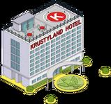 Hôtel Krustyland