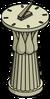 Cadran solaire égyptien
