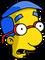 Milhouse Surpris