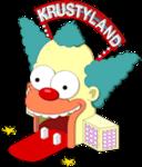 Entrée Krustyland