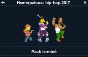 Homerpalooza hip-hop 2017