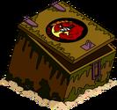 Coffre au trésor Poissons diables