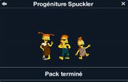 Progéniture Spuckler