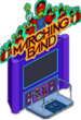 Borne d'arcade Marching Band
