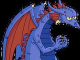 Burns Dragon