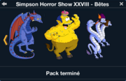 Simpson Horror Show XXVIII - Bêtes2