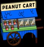 Stand de cacahouètes