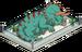 Statue de tricératops