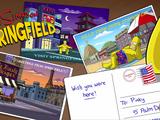 Événement Destination Springfield 2017