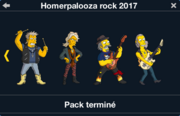 Homerpalooza rock 2017 2