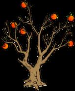 Oranger Halloween