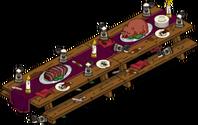 Table des Tailleurs de pierre