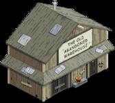 Entrepôt abandonné