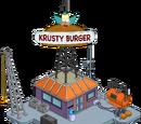 Plateforme pétrolière Krusty Burger