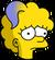 Zia Simpson Triste