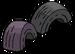 Barrage de pneus