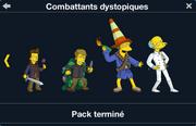 Combattants dystopiques 2