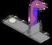 Faux serpent violet