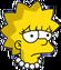 Lisa Triste Icon