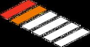 Passage clouté Fierté (orange)
