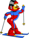 Flanders le skieur