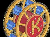 Grande roue de Krusty