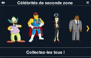 Célébrités de seconde zone1
