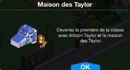 Maison des Taylor Boutique
