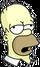 Homer Malade