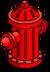 Bouche d'incendie Fierté rouge