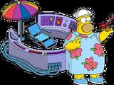 Pack Super Big Homer