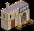 Atelier de charpente de Jésus