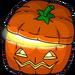 Citrouille-lanterne mystère