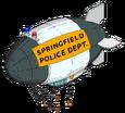 Dirigeable Police de Springfield