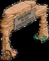 Panneau du Far West