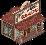 Armurerie Ordnance Express