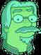 Matt Groening Plasmique Menaçant