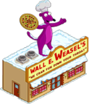 Restaurant Wall E. Weasel's