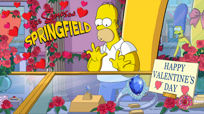 L'Amour à la Springfieldienne Accueil