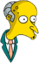 M. Burns Surpris