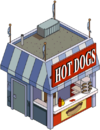 Stand hot-dogs